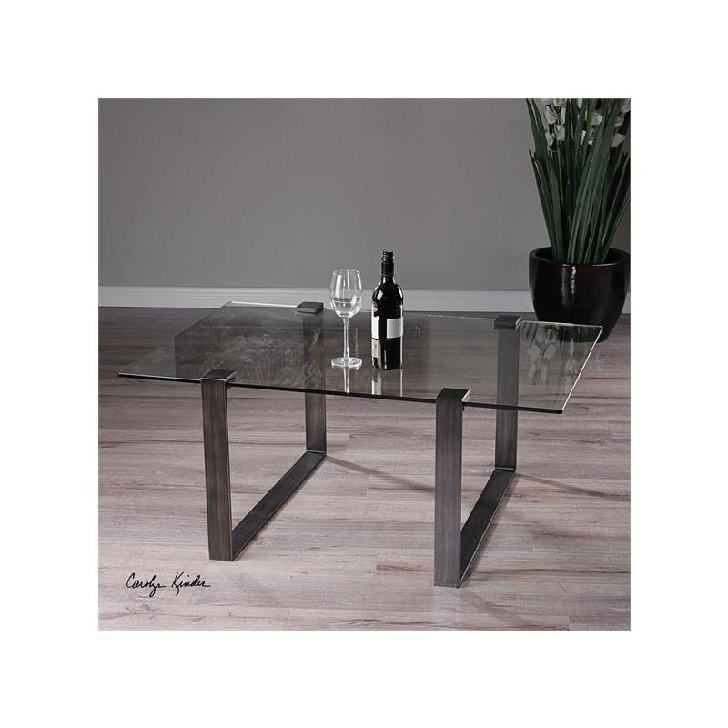 24674 Chadwick Coffee Table by Uttermost