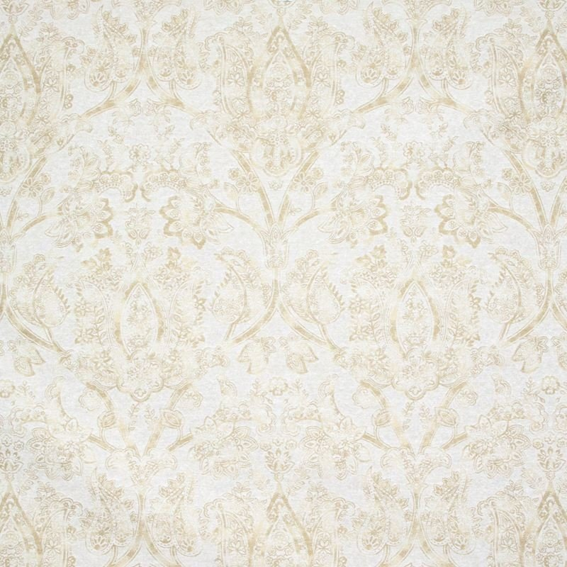 B9540 Champagne, Gray Floral Upholstery by Greenho