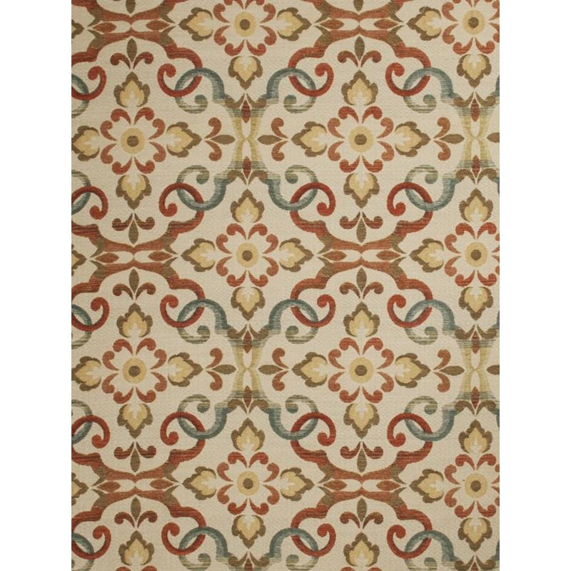 5595201 Ritchie, Sunset Floral Upholstery Fabricut