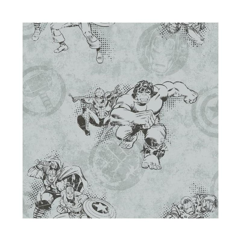 DY0245 Marvel Avengers by York Wallcoverings